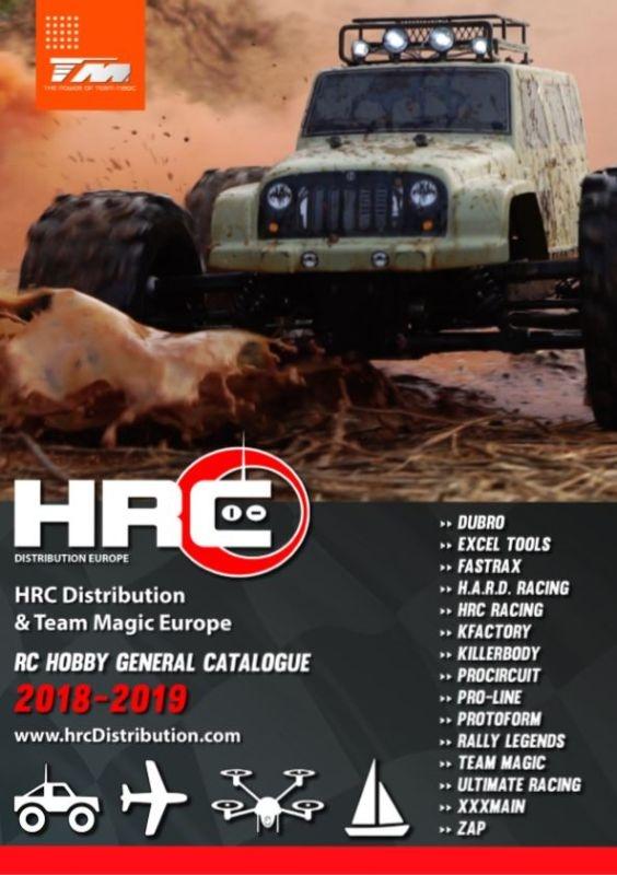 HRC Katalog 2018-19 Englisch/Deutsch/Französisch 223 Seiten