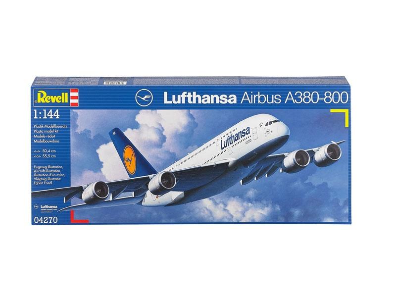 Lufthansa Airbus A380-800 1:144