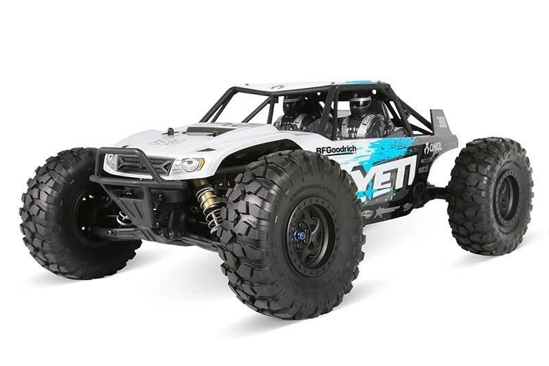 Yeti Rock Racer 4WD Brushless Truck RTR 1:10