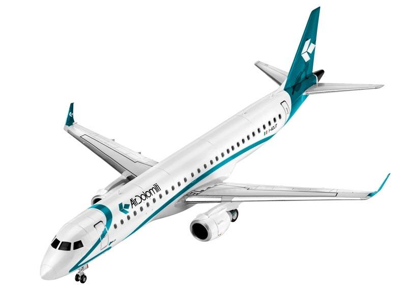 Embraer 195 AIR DOLOMITI 1:144