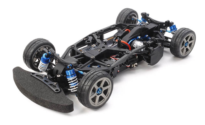TA-07 Pro Chassis Kit 1:10