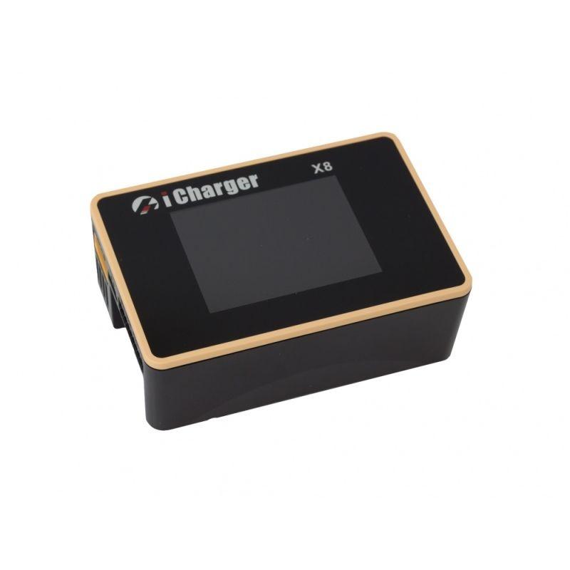 iCharger X8 12V LiPo Ladegerät 1-8S 30A 1100W
