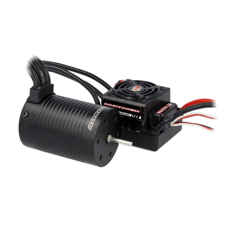 Razer 1/10 Brushless Combo 60A 3652 4600kV by Hobbywing