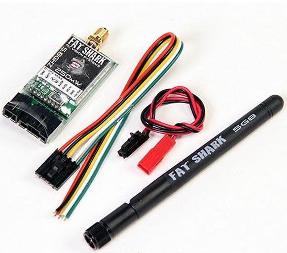 5,8 Ghz Fatshark 250mW A/V Sender