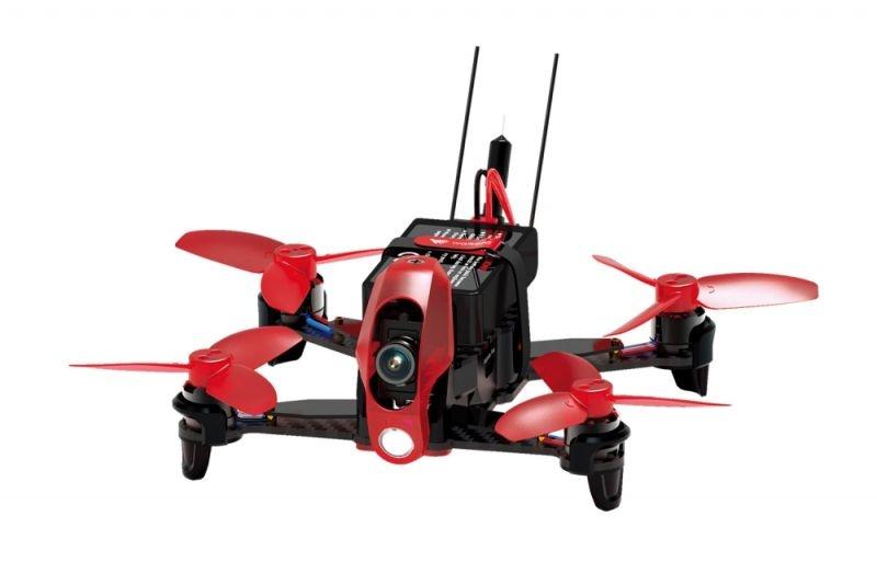 Rodeo 110 FPV Racing-Quadrocopter mit HD-Kamera, RTF