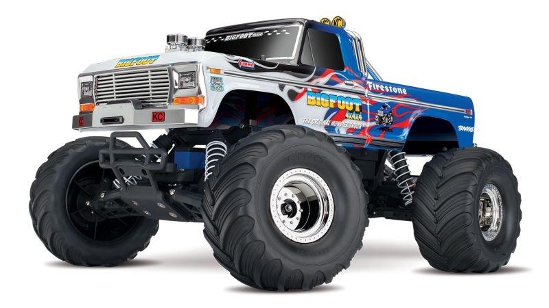 BIGFOOT No.1 Monstertruck 1:10 RTR mit 12V-Lader
