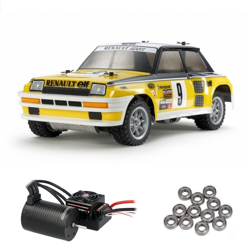 Renault 5 Turbo Rally 2WD 1:12 M-05Ra Brushless-Edition