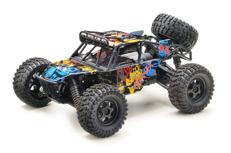 EP Sand Buggy 1:14 4WD RTR Charger, Akku, USB-Ladegerät