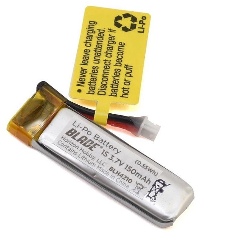 LiPo Akku 150mAh 1S 3,7V 40C für Blade 70S