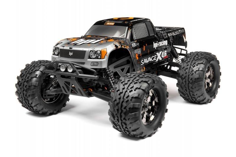 Savage X 4.6 RTR 1:8 4WD Verbrenner Monstertruck 2,4GHz