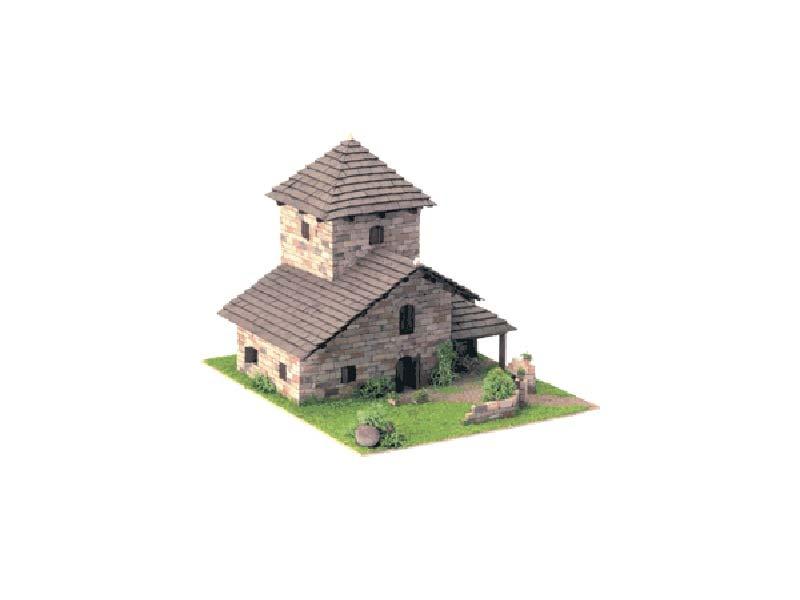 Rustica 4 Bausatz 1:60