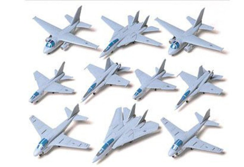 US NAVY AIRCRAFT SET I 1:350