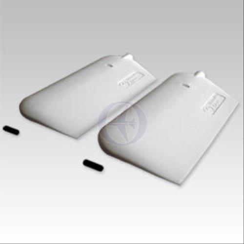 leichte Paddel 25g weiß  R50
