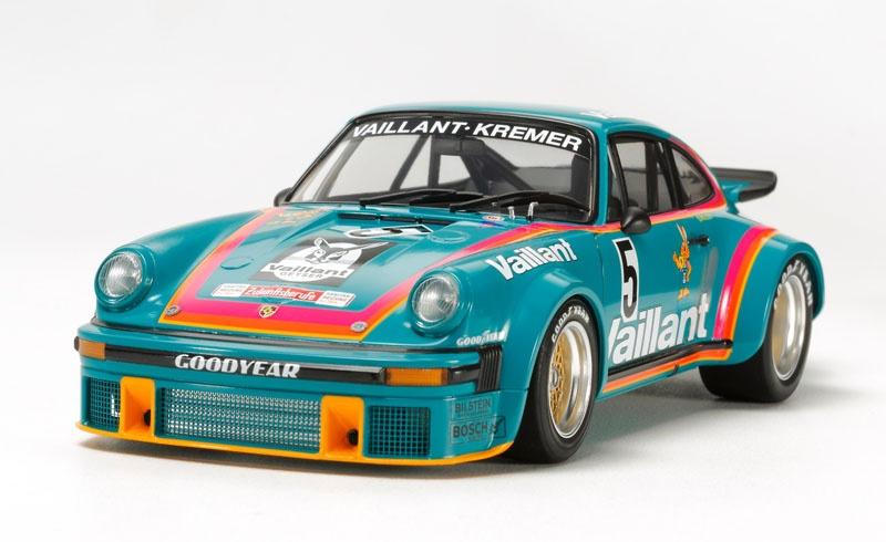 1:24 Porsche 934 Vaillant Kremer Racing
