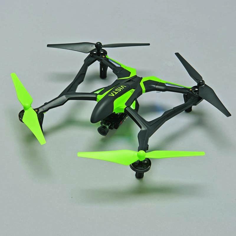 Dromida Vista FPV Kamera Drohne Quadcopter Grün