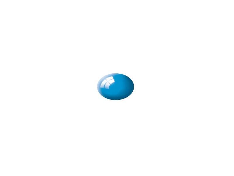 Aqua Color lichtblau, glänzend 18ml