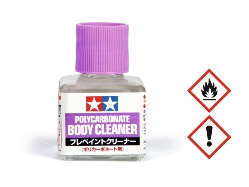 Polycarbonat-Karosserie Reiniger 40ml