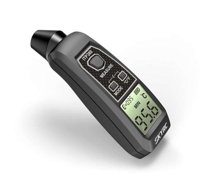 SkyRC Infrared Thermometer Nitro 1:8 1:10 Messgerät