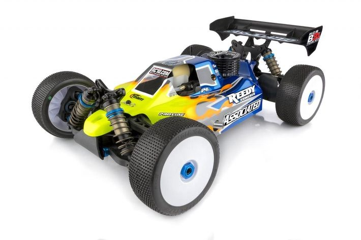 RC8B3.1 Team Kit 1:8 Nitro 4WD Off Road Competition Buggy