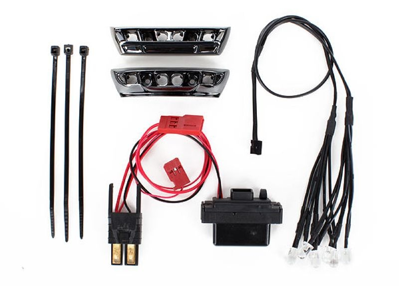 LED Licht-Kit komplett 1/16