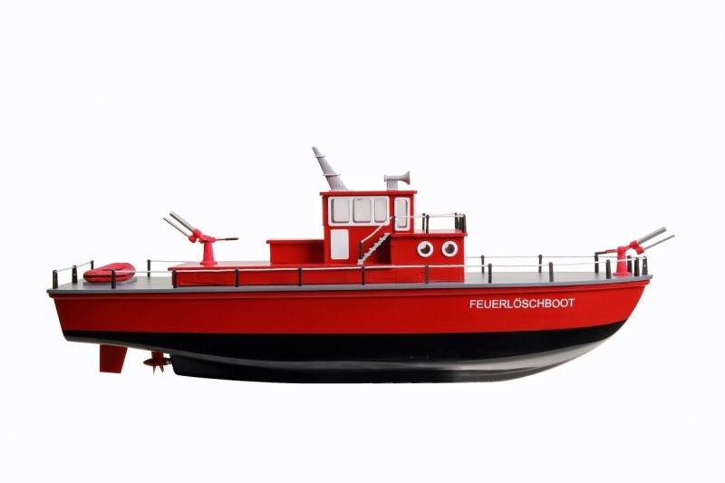 Feuerlöschboot 500mm PSH Rumpf