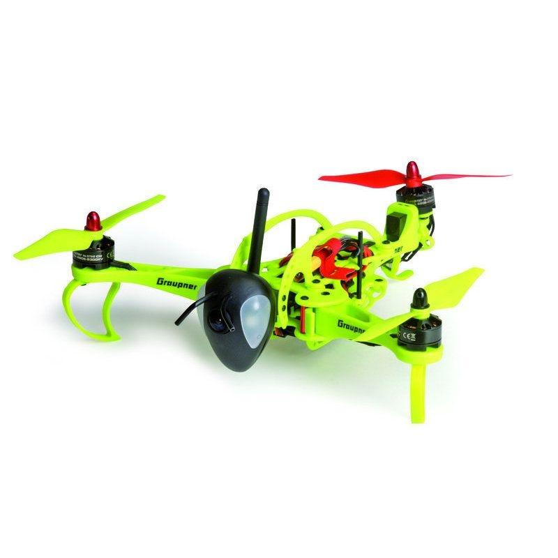 WP HoTT-Hornet 250 Tricopter Bausatz