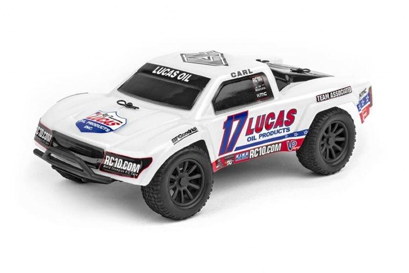 SC28 Ready-to-Run Lucas Oil Edition Short Course Truck 1:28