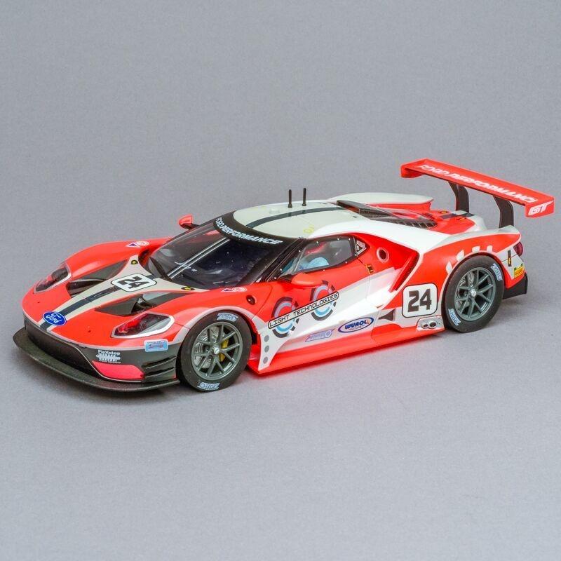 DIGITAL 124 Ford GT Race Car No. 24