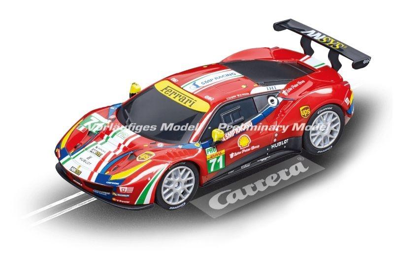 Digital 143 Ferrari 488 GT3 AF Corse, No. 71
