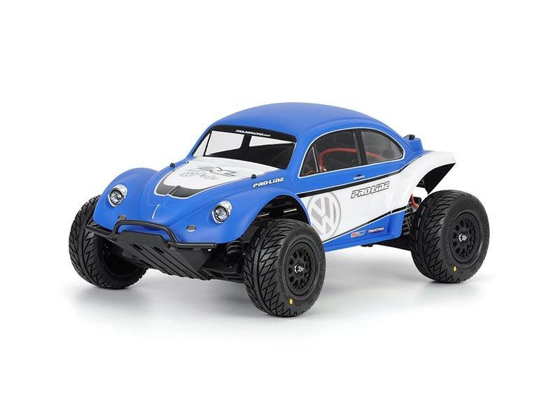 ProLine Volkswagen Baja Bug FullFender für TRX Slash