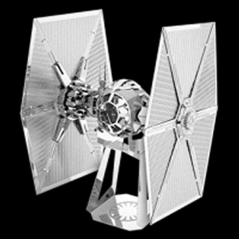 Star Wars Special Forces TIE Fighter Metalearth Bausatz