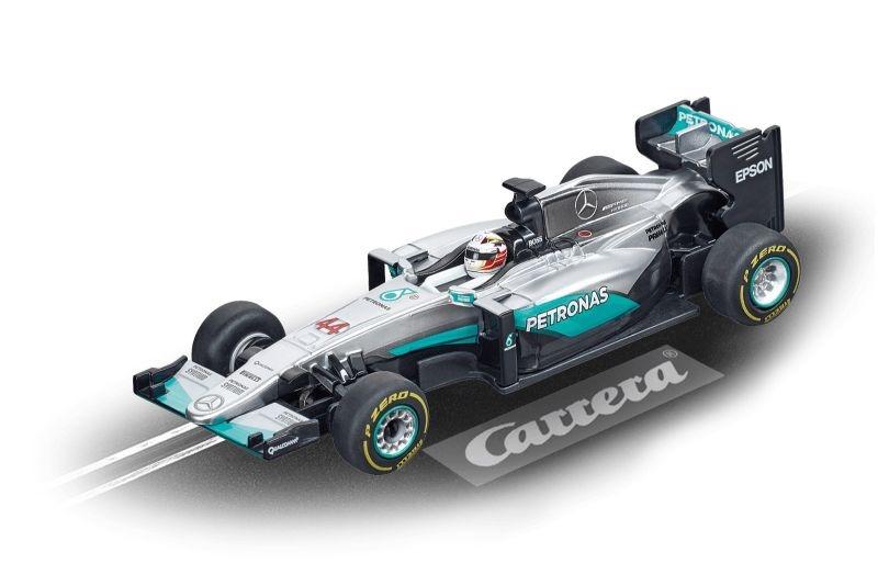 Digital 143 Mercedes F1 W07 Hybrid L.Hamilton, No.44