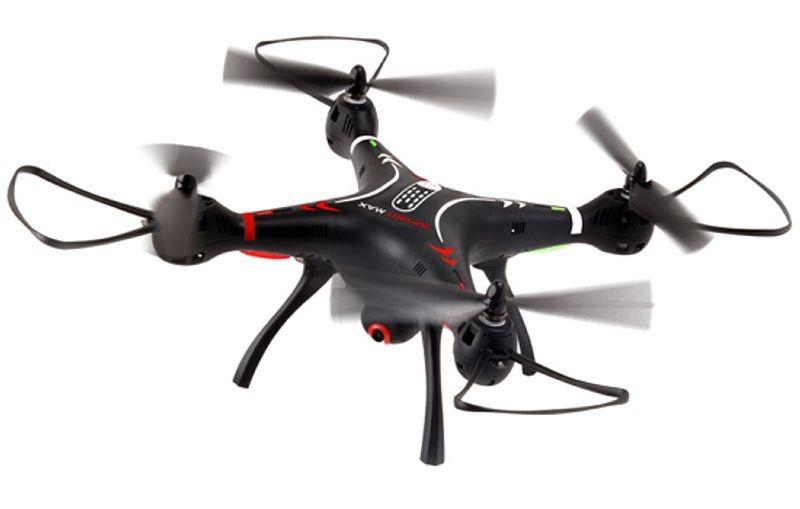 SPYRIT EX GPS 3.0 Quadrocopter FPV 2,4GHz RTF schwarz