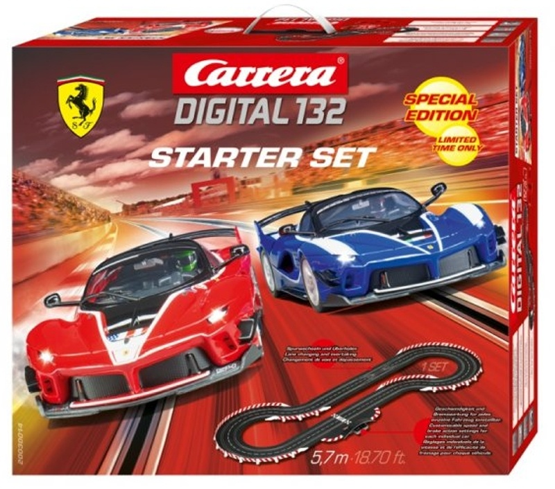 Digital 132 Startpackung Spezial Edition Ferrari FXX