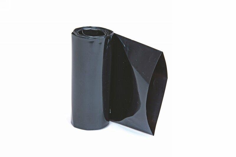 Schrumpfschlauch 100mm schwarz 1 m
