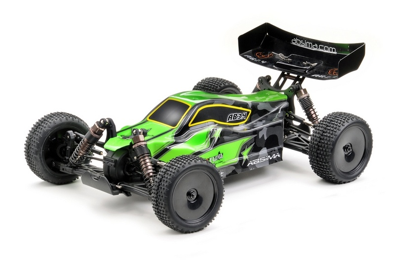 AB3.4 4WD Brushless Racing Buggy 1:10 RTR 2,4Ghz