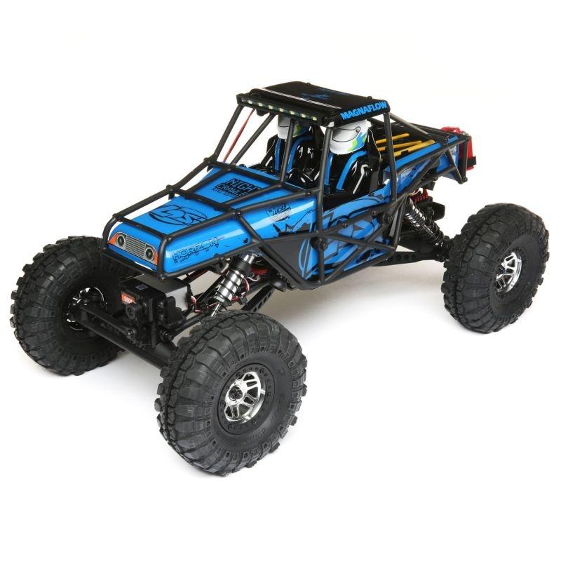 Night Crawler SE 1/10 4WD Rock Crawler Brushed RTR, Blue