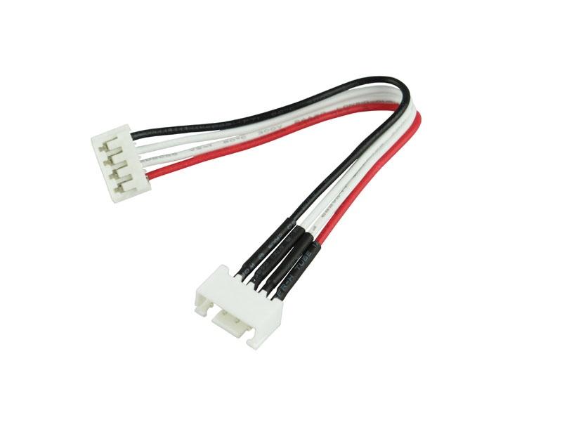 Balancer-Adapter  XH Stecker <=> EH Buchse  3S  10cm