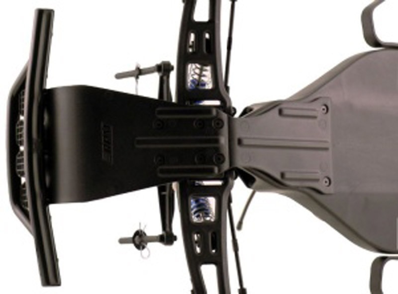 Bumper schwarz SC10/T4