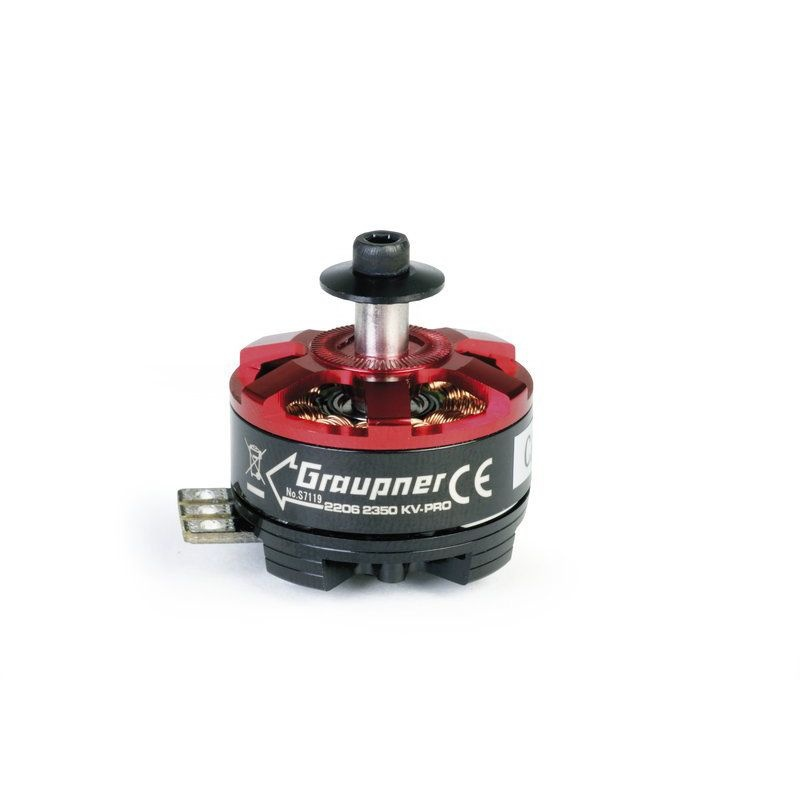 Ultra Pro 2206, 2350 KV, Brushless Motor Linksgewinde