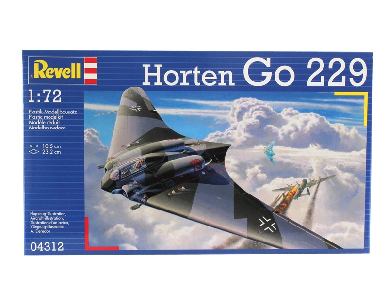 Horten Go-229 1:72