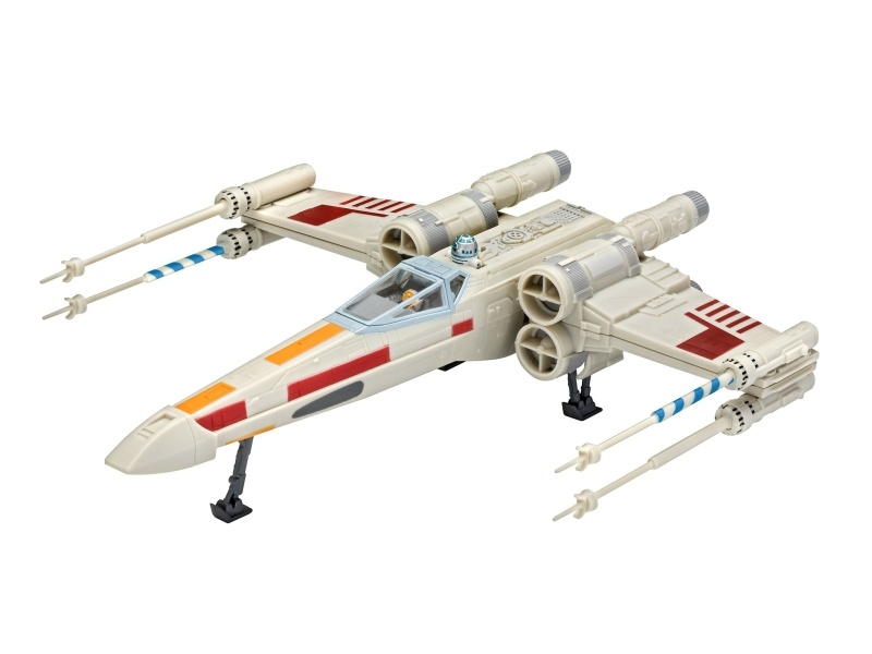X-wing Fighter Plastikbausatz 1:57