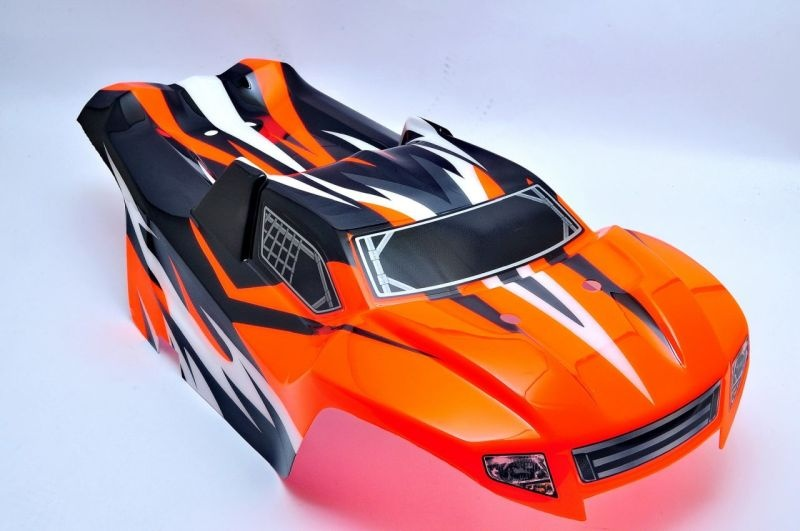 Hyper SST Karosserie 1/8 Truggy fertig lackiert (orange)