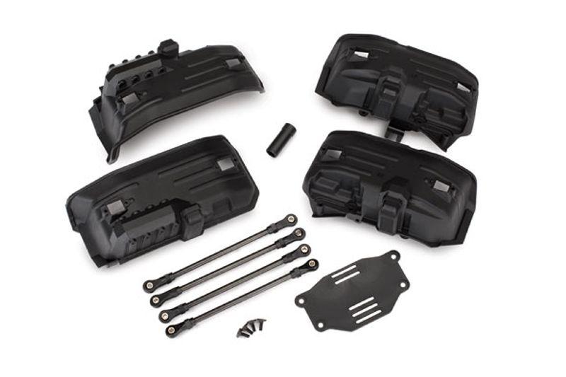 Chassis Umbau Kit (langer bis kurzer Radstand) TRX-4