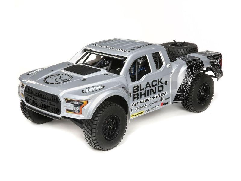 Black Rhino Ford Raptor Baja Rey 4WD Desert Trucck SMART RTR