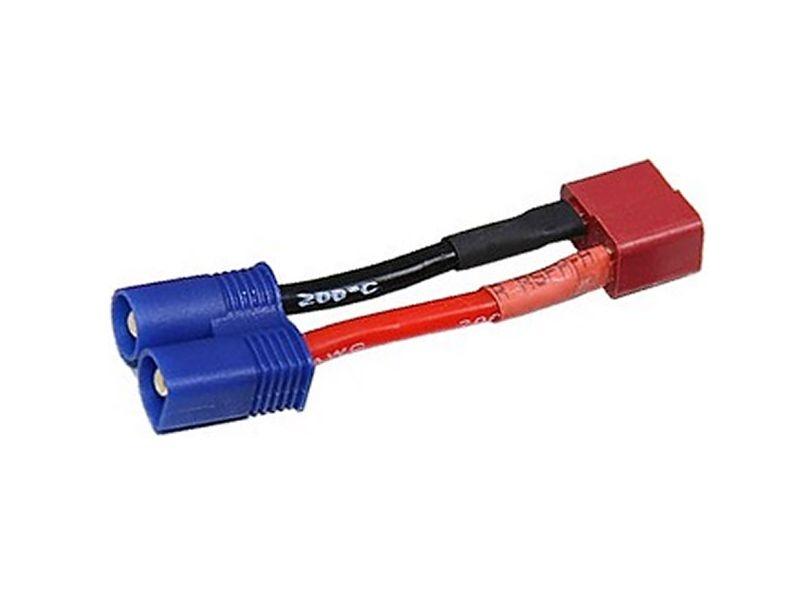 Adapter - EC3 Stecker zu Deans-Buchse