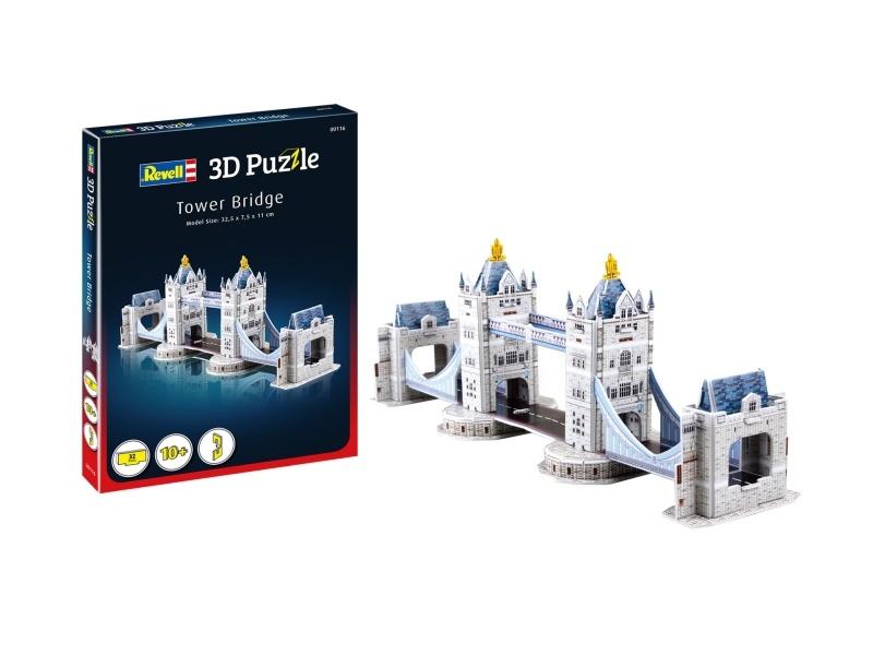 3D Puzzle Tower Bridge 32Teile