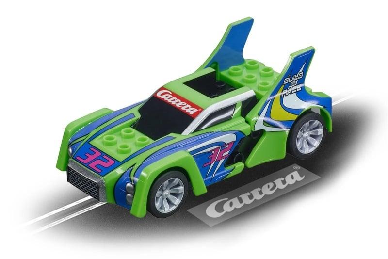 GO!!! Build n Race - Race Car green