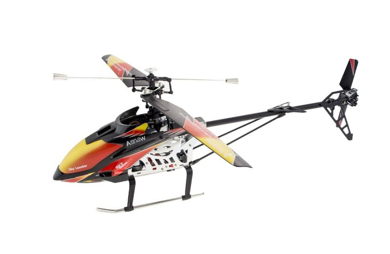 MT400PRO Heli Fix Pitch mit starkem Brushless-Antrieb