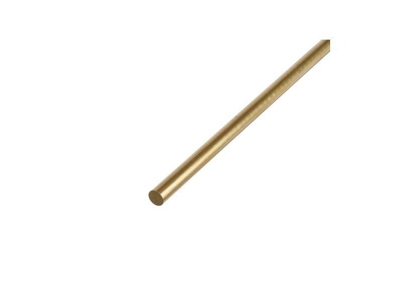 Messing Stange 0,45x305 mm (10)